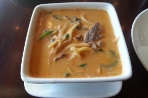 Red Curry Lunch Special - delivery menu