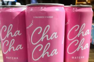 Cha Cha Matcha - delivery menu