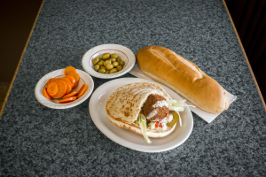 Falafel Sandwich - delivery menu