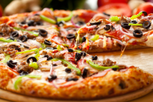 Avanti Special Pizza - delivery menu