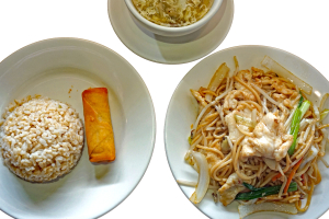 L11. Chicken Chow Mein Lunch Special - delivery menu