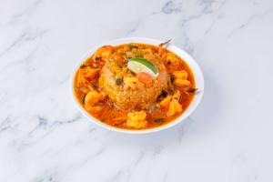 Camarones (Mofongos) - delivery menu