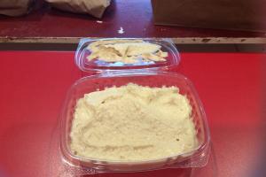 8 oz. Hummus - delivery menu
