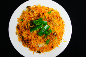 Bone-In Chicken Biryani - delivery menu