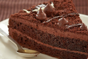 Chocolate Cake - delivery menu