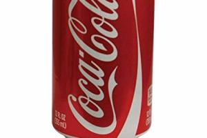 Coke - delivery menu