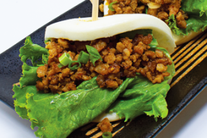 Spicy Bun - delivery menu