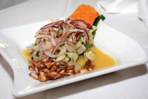 Pescado Ceviche - delivery menu