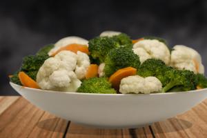 Steamed Fresh Vegetables - delivery menu