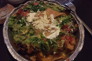 Nachos - delivery menu