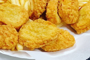 57. Nine Pieces Chicken Nuggets Only - delivery menu