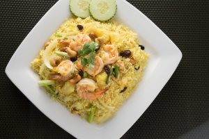 41. Pineapple Fried Rice - delivery menu