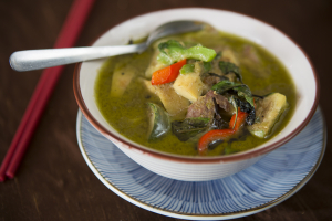 Kaeng Keiw Wann Curry - delivery menu