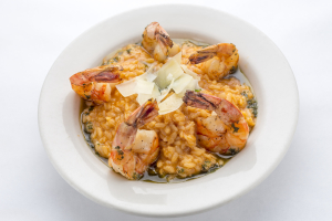 Risotto with Shrimp - delivery menu
