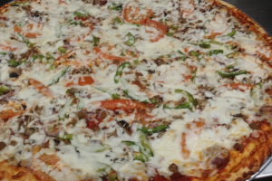 iCuisine Special Pizza - delivery menu