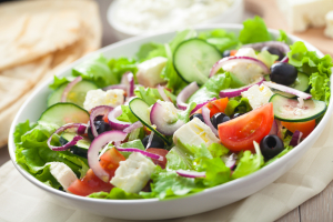GREEK SALAD - SMALL - delivery menu