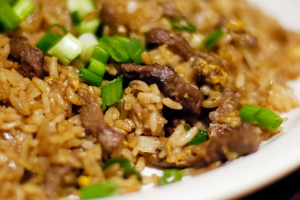 233. Beef Fried Rice - delivery menu