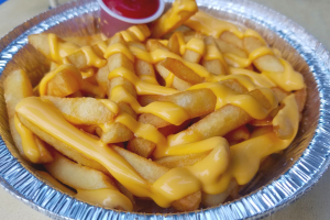 Cheesy Fries - delivery menu