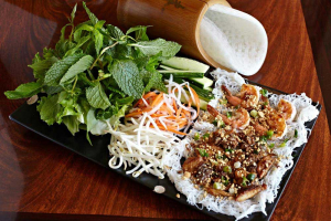 BH6. Banh Hoi Tom Nuong - delivery menu