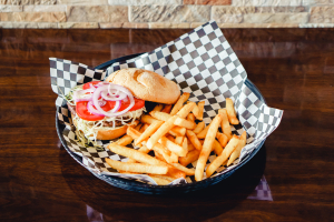 California Cheeseburger - delivery menu