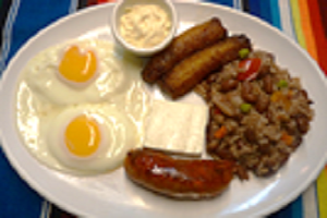 #2 Breakfast - delivery menu