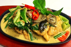 Fish curry - delivery menu