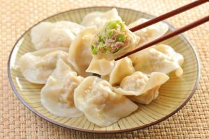 Pork Cabbage Dumpling - delivery menu