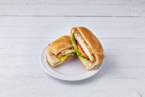 Chicken Cutlet Sandwich - delivery menu
