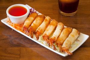 Shrimp Roll - delivery menu