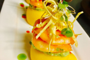 3. Causa de Camarones - delivery menu