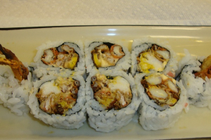 Spicy Soft Shell Crab Roll - delivery menu