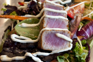 Seared Ahi Salad Dinner - delivery menu