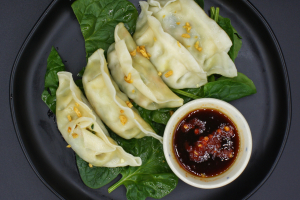 A7. Pork Dumpling (5 Pieces) - delivery menu