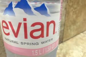 Avion Water - delivery menu