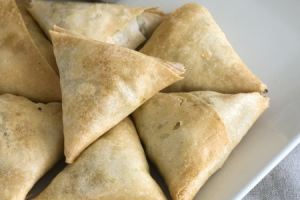 Vegetable Samosa - delivery menu