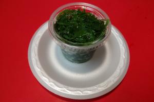 11. Seaweed Salad - delivery menu