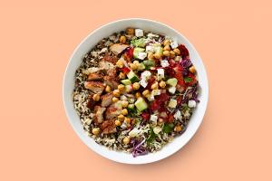 Mediterranean Bowl - delivery menu