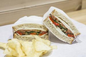 Capri Sandwich - delivery menu