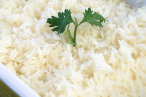 Basmati Rice - delivery menu