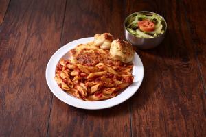 Chicken Parmigiana Dinner - delivery menu