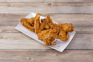 A1. Fried Chicken Wings Special - delivery menu