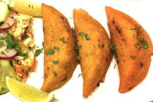 Pastelitos de Carne (Empanadas) - delivery menu