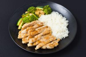 Chicken Teriyaki - delivery menu