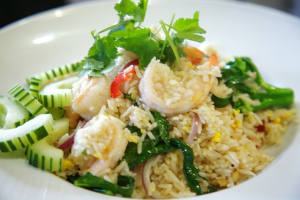 100. Shrimp-Paste Fried Rice - delivery menu