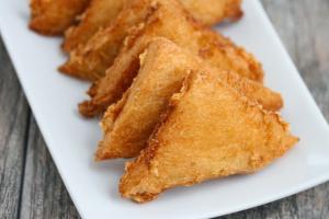 5. Shrimp Toast - delivery menu