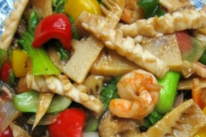 Seafood Chaptang - delivery menu