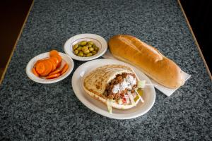 Cauliflower Sandwich - delivery menu