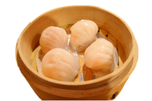 Crystal Shrimp Dumpling (4pc) - delivery menu