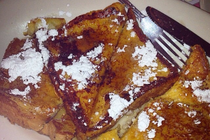 Old Fashioned French Toast - delivery menu