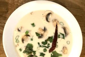 Tom Kha Gai Soup * - delivery menu